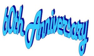 This Year is our 60th Anniversary